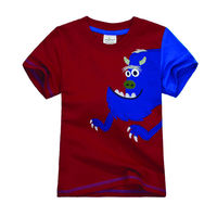 New products listed Children's clothing wholesale Cartoon T-shirt fashion