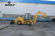 WZ30-25 backhoe excavator Cummin 74kw/100HP/100PS diesel engine loader