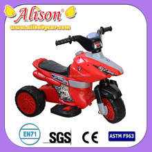 2015 electric Alison T03310 trike tricycle bike plastic children 6v electrical motorcycle