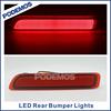 Car rear led tail light brake lamps modified led car lights car led tuning lights for Isuzu Ertiga 2014~ON