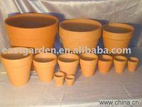 Mini Clay Flower Pot