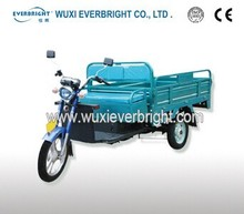 60v 1000w three wheeler adults electric tricycle for cargo