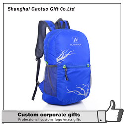 2016 High quality lightweight soft cheap trolley backpack