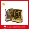 Laser Paper Bottle Gift Bags,Holographic Wine Bottle Bag Liquidation