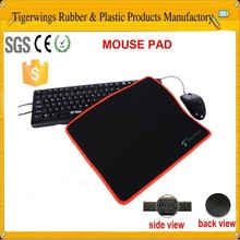 Gaming laptop sublimation rubber mouse pad,laptop stand with mouse pad