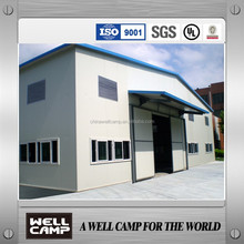 Factory Supply Modern Steel Structure/ Construction Building