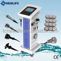 NL-RUV900 TOP SELLER!!! vertical rf laster Body reshaping weight loss and remove wrinkle machine with CE