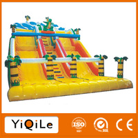 2015 YIQILE huge outdoor inflatable bouncer equipment made in China