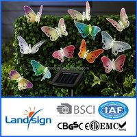 2015 new solar lights festoon lighting string Cixi Landsign XLTD-118 led solar led emergency lamp