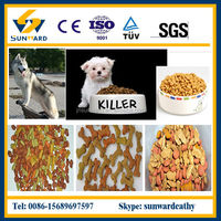 New technology dry dog bone shaped machine with competitive price