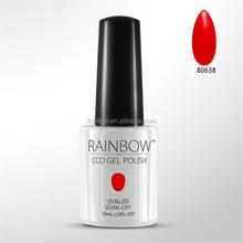CCO rainbow 150 colors gel polish free nail art nail polish samples