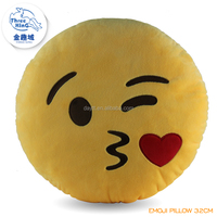 wholesale high quality iphone emoji plush pillow cushions