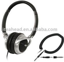 High performance DJ audio headphones HP-1000