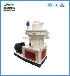 biomass vertical ring die copper wire granulator machine