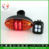 2015 wholesale bicycle parts bright battery powered dirt bike led light