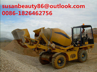 Best quality ready self loader concrete mixers with latest japan technology any colour available