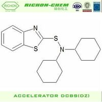 Tyre Making Material Chemical Name N,N-DICYCLOHEXYL-2-BENZOTHIAZOLESULFENAMIDE CAS NO. 4979-32-2 Rubber Accelerator DZ
