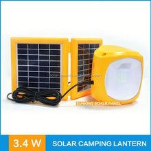 Oem home depot luces solares para cubiertas de fabricantes de China