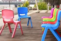 Children's plastic chairs/Child safety chair