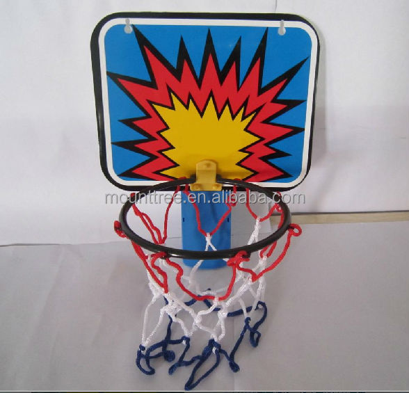 Basketball trash can hoop toy office game view basketball trash can mounttree product details - Garbage can basketball hoop ...