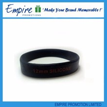 Various high quality new thin silicone wristbands