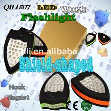 25+4 LED SHILED STYLE WORKING FLASHLIGHT