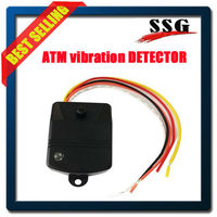 High sensitivity vibration motion detector