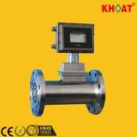 KHLWQ Industrial Digital Natural Gas Turbine Flow Meter