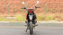 Motorcycle 250cc semi-enclosed trike chopper three wheel motorcycle