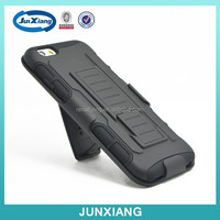 mobile phone accessories 2015 combo case with belt clip for iphone wholesale