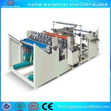 Paper cutter Bobbin Paper slitting and rewinding machine