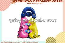 PVC inflatable kids jet ski life jackets EN71 approved