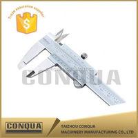 skinfold caliper accuracy 150 200 300 mm Monoblock Vernier Caliper
