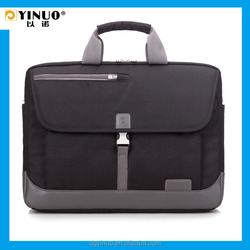 YINUO Waterproof Business Laptop Messenger Bags for Macbook Pro for 14 inch notebook