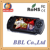 32 bit 4G memory portable game console for pvp