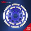 High performance top quality diamond edge grinding wheels , abrasive stone cup grinding wheel