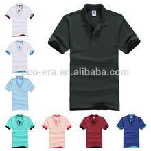 Artículos al por mayor venta al por mayor ropa personalizada camisetas de sublimación de impresión de pantalla polos para hombre por mayor de China