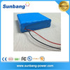 best choise rechargeable lithium battery pack 12v 30ah with protective circuit