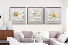 Home Decor Pictures, Modern Decoration Painting, Resin Relief Painting