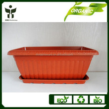 large nursery container eco-friendly seeding planter pots