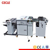 automatic UV used adhesive tape coating machine