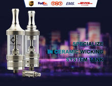tar free totally wicked newest electronic cig cartridges/atomizer/vaporizer/tank/ceramic tank/e-cig/no cotton pure taste/al