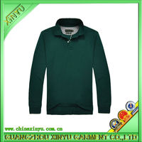 Long sleeve dri fit polo shirts wholesale in low price