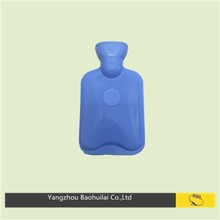 fluorosilicone blue rubber hot water bottle