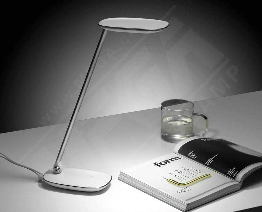 Q7 fashion design sideview led 12v 9w desk table lamp with for 12v led table lamp