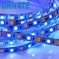 LED Lamp 5M 300LEDs RGB 5050/3528 solar powered led strip light