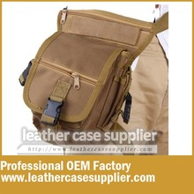 Utility Multi-Layered Leg and Waist Pouch Carrier Bag for Hunting Riding Hiking