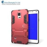 Newest Iron man defender case hybrid PC TPU case for LG G Stylo LS770