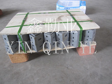 PVC coated palisade fencing prices with triple section