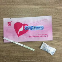 Pregnancy Test Strip With Ce And Iso Mark